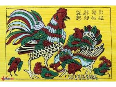 Về Bắc Ninh ăn gà Hồ tiến Vua